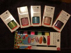 New CND Shellac Collection & Limited Addition Glitter Additives