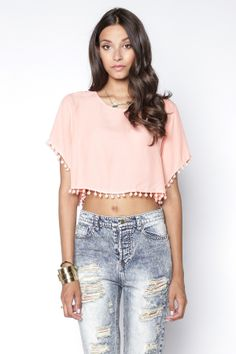90s Lullaby - PALMERO PINK BUTTERFLY TOP, $16.90 (http://www.90slullaby.com/shop/crop-tops-now/palmero-pink-butterfly-top/)