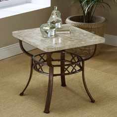 <strong>Hillsdale</strong> Brookside End Table