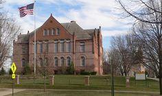 Yankton College Historic District in Yankton County, South Dakota.