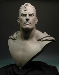 STATUE Superman Life Size 1:1 Bust from SSC - Page 35
