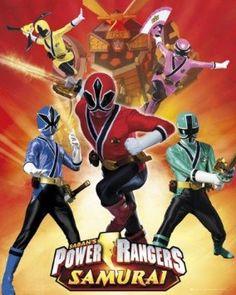 Posters: Power Rangers Mini Poster