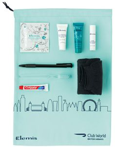 BA reveals new amenity kits for Club World business class - Flights | hotels | frequent flyer | business class - Australian Business Travell...