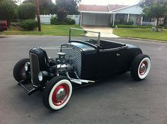 Ford : Model A 2 door Roadster 1931 Ford Roadster - http://www.legendaryfinds.com/ford-model-a-2-door-roadster-1931-ford-roadster/