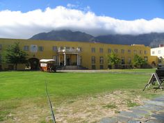 South Africa.Cape Town.Castle Good Hope. Cape Town South Africa, Table Mountain, Bay Area, Castles, Mansions, House Styles, City, Chateaus, Castle