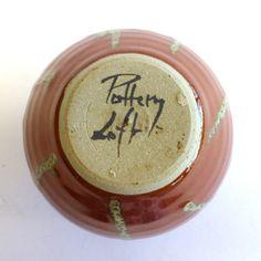 Rodger Macready / Pottery Loft - pottery mark.  Australian Studio Pottery.
