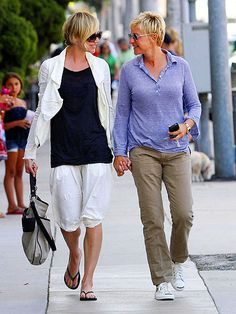 Love looks like this as well! :)  #EllenandPortia