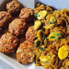 Five Approaches To Economize Transforming Your Kitchen Area Rou Frikkadelle Word In Die Oondbak Gepak En Die Kerriepiesangsous Oorgegooi. South African Dishes, South African Recipes, Ethnic Recipes, Mince Recipes, Cooking Recipes, Healthy Recipes, Meatball Recipes, Yummy Recipes, Kos