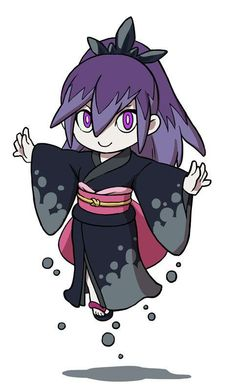 Damona she must have been in the crank-a-kai for areason right? she probbably is a huge prankster!