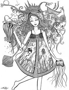 Maiden of the Ocean. by sherrisink, via Flickr