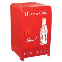 Coca Cola Retro Compact Refrigerator $91.27 by Wayfair