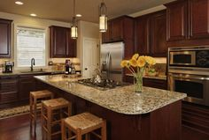There are lots of options on the market for kitchen countertops. Our list of top picks gives the pros and cons of the top 10 choices so that you can make an educated choice when you remodel your kitchen.