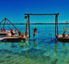 Bacalar, Mexico This is where we just booked our honeymoon:)
