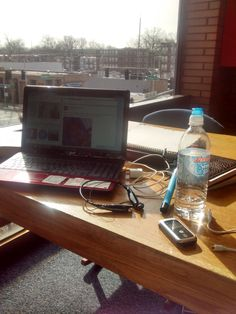My office lol, the writer !