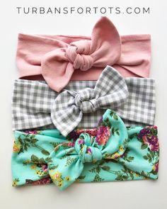 So Sweet Set  Top Knots Baby Headbands Set