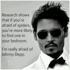 Mmmm.... Johnny Depp