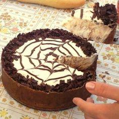 Chocolate Cheesecake by golosolandia