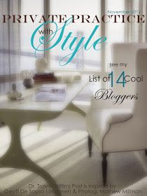 Private Practice With Style: 14 Cool Private Practice Bloggers