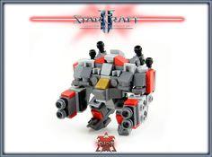 Thor  #Lego #LegoMoc #LegoMocs #Moc #Mocs #Starcraft