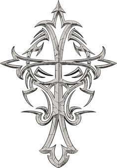 Celtic Cross Tattoos for Men | Designs For - Free Download Tattoo #12605 Cross…