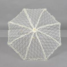 Newest lace wedding #umbrella for any style #wedding $13.99