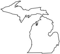 Great Lakes Pattern Use The Printable Outline For Crafts - Blank map of canada with great lakes