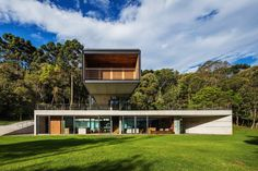Casa na Mantiqueira / Una Arquitetos