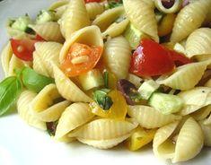 "Stacey Snacks: Jamie Oliver's ""Best"" Pasta Salad & Winners"