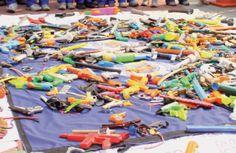 Mauá inicia Campanha do Desarmamento Infantil