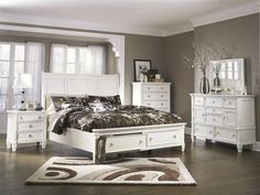 Such a boss look the Marsilona Bedroom Collection EyeCandy