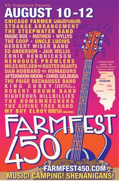FarmFest 450 2012