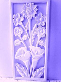 orquidea del sapatico35x35 cms eliconea que suae 70 cms eliconea que sube 28x50 cms centrs de mesa4028 cms car... Wood Glass Door, Silicone Molds, San Jose, Frames, Flowers, Manualidades