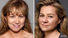 Bobbi Brown shows real women how to use makeup to achieve the same effects as plastic surgery.