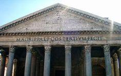 Pantheon in #Rom #Italien
