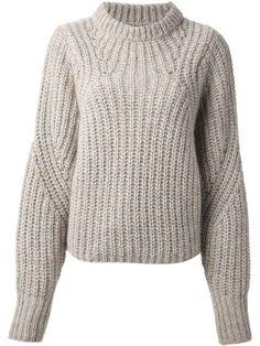 Isabel Marant Knit Sweater - Smets - Farfetch.com