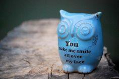 YOU make me smile! Love yoU!  @Whitney Clark Clark Hardin