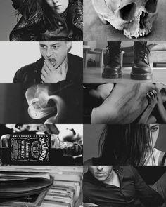 G.o.T // Modern Westeros // Arya + Jaqen