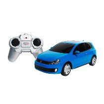 Carrinho Controle Remoto Volkswagen Golf Gti 7 Funções 1/24
