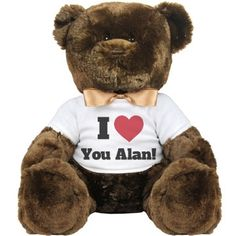 I love you Alan