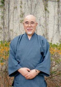 My teacher and the founder of Komyo Reiki (a style of traditional Japanese Reiki), Hyakuten Inamoto.
