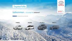 #toyota Rav4, Touring, Toyota, Campaign