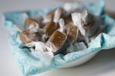 Sea Salt Caramels | The Baker Chick