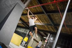If you're tired of the same old weights and treadmill routine, why not try an unconventional fitness facility in Toronto? These unique spots will h. Treadmill Routine, Fitness Facilities, Jungle Gym, Pop Up Shops, Great Restaurants, You Fitness, Monkey, Toronto, Lab