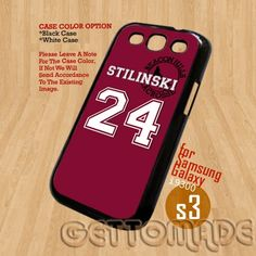 Teen Wolf STILINSKI lacrosse-Print On Hard Case Samsung GalaxyS3 i9300 | GetToMade - Accessories on ArtFire