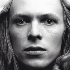 Bowie Hunky Dory Shoot
