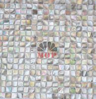 sea shell mosaic mother of pearl  tiles  natural mixed color mesh-joint with seam original  fashion noble style hot sale