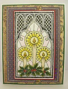Sunny Summer Crafts: The Light of Christmas