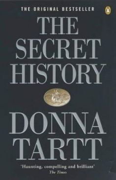 Donna Tartt's The Secret History. Loved this book so much I couldn't bear to leave its world when I finished it. So I started it again straight away!