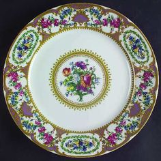 Lavender Sevre dinner plate for rent at La Table Fatale