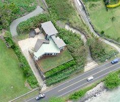Crouching Lion Getaway- Amazing Surf and Mountain Views Oahu, South of Hauula $400 per night, min 3 nights, sleeps 13, very reasonable, nice inside, must cross road to get to beach